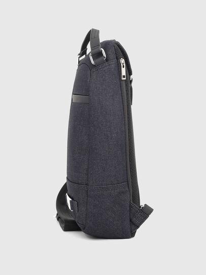 Diesel - BHODIO, Blue - Backpacks - Image 3