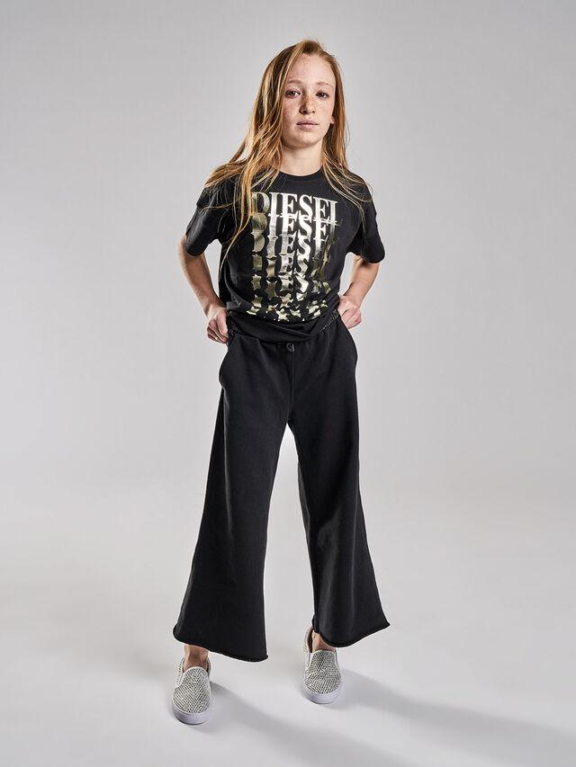 Diesel - PJABLA, Black - Pants - Image 1