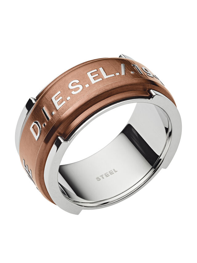 Diesel RING DX1097, Bronze - Rings - Image 1