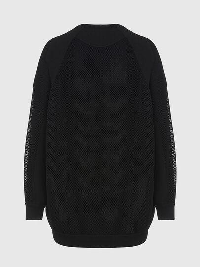 Diesel - M-PORTIA, Black - Knitwear - Image 2