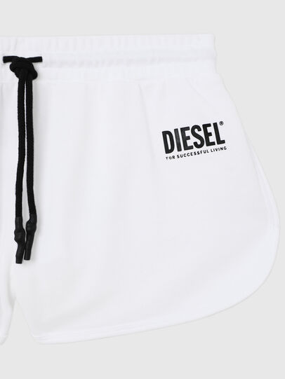 Diesel - UFLB-SHORTER, White - Pants - Image 3