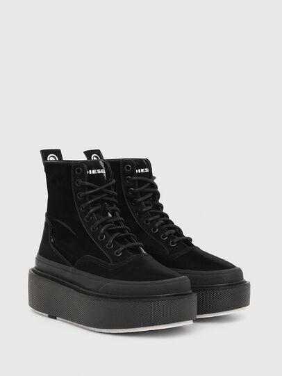Diesel - H-SCIROCCO AB, Black - Sneakers - Image 2