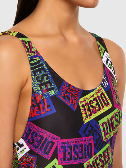 Diesel - BFSW-LIA, Multicolor - Swimsuits - Image 3