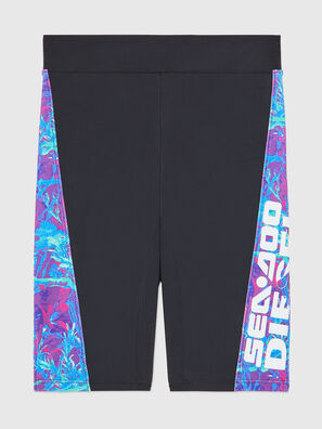 BFPN-CYCLERDOO, Black/Blue - Swim shorts