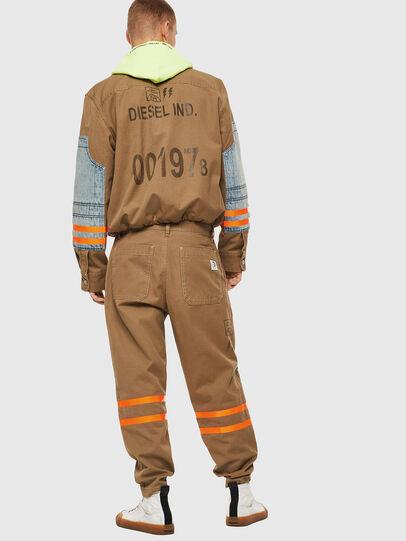 Diesel - P-CARUSO, Light Brown - Pants - Image 3