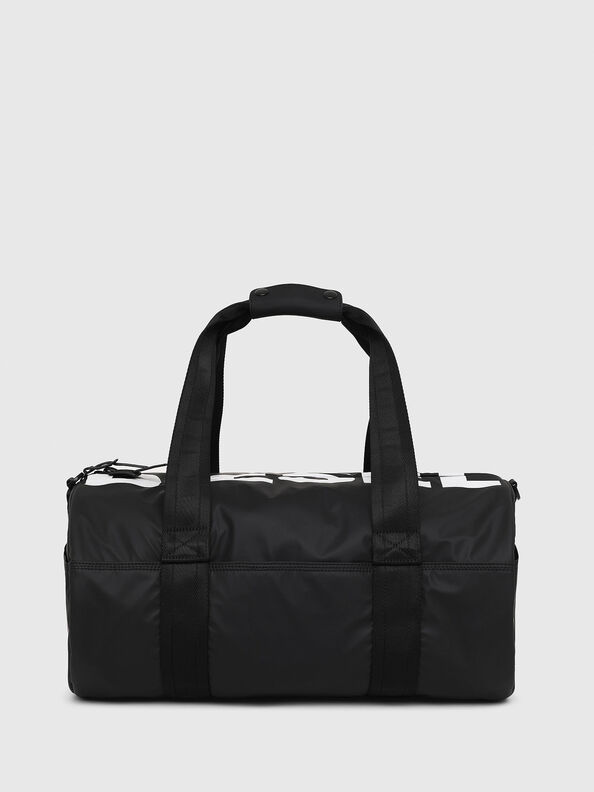 F-BOLD DUFFLE, Black/White - Travel Bags