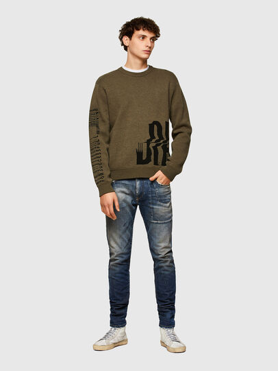 Diesel - K-MARRA, Military Green - Knitwear - Image 5