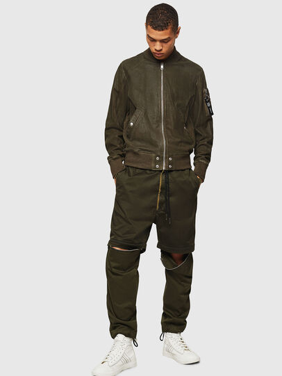 Diesel - L-NIKOLAI,  - Leather jackets - Image 5