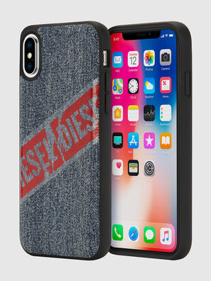 VINTAGE DENIM IPHONE X CASE,  - Cases