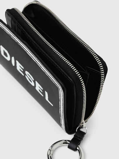 Diesel - BUSINESS II, Black/White - Small Wallets - Image 4