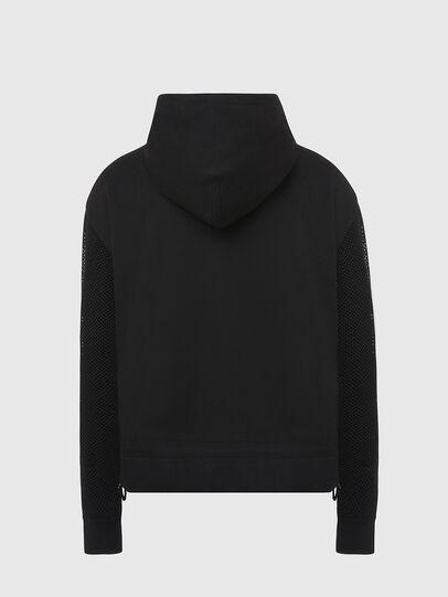 Diesel - M-ROXIE, Black - Knitwear - Image 2