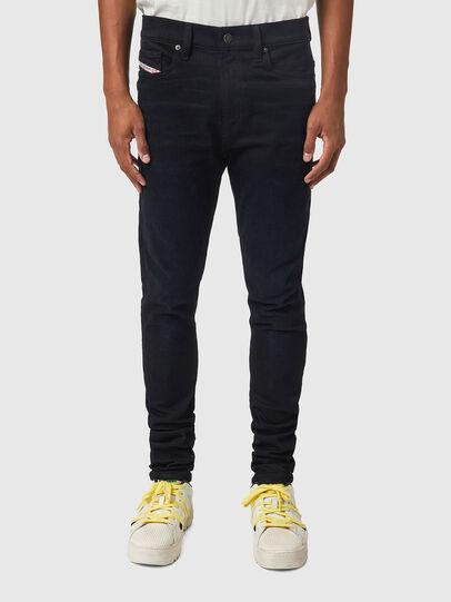 Diesel - D-Amny 09A79, Black/Dark grey - Jeans - Image 1