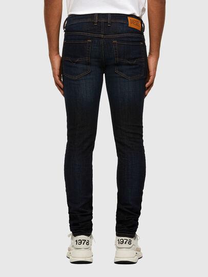 Diesel - Sleenker 009EY, Dark Blue - Jeans - Image 2