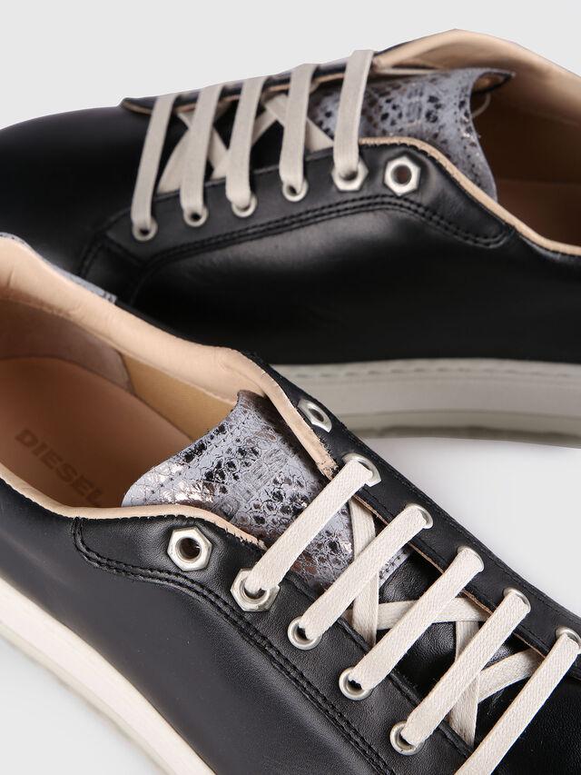 Diesel S- ANDYES W, Black/Grey - Sneakers - Image 4