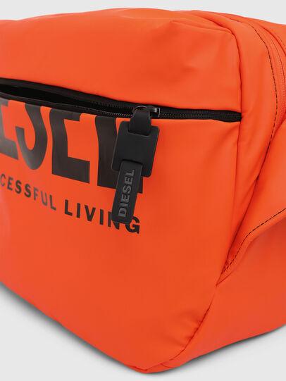 Diesel - F-BOLD CROSS, Orange - Crossbody Bags - Image 5