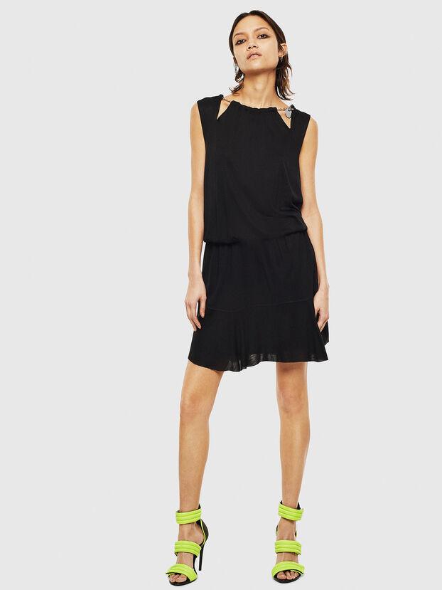 D-ROCKI, Black - Dresses
