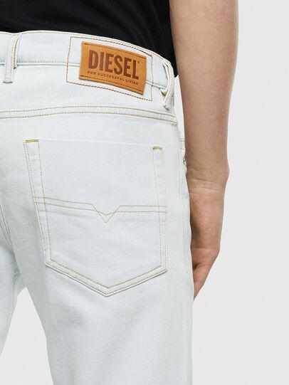 Diesel - Tepphar 009BW, Light Blue - Jeans - Image 4