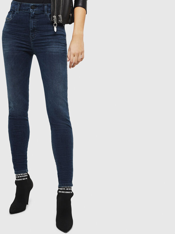 Slandy High 084UT,  - Jeans