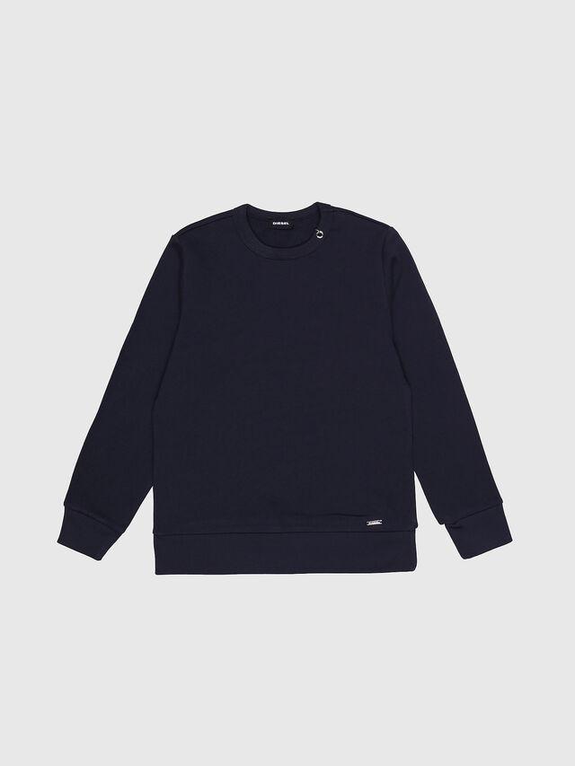 Diesel - SITRO, Dark Blue - Sweaters - Image 1