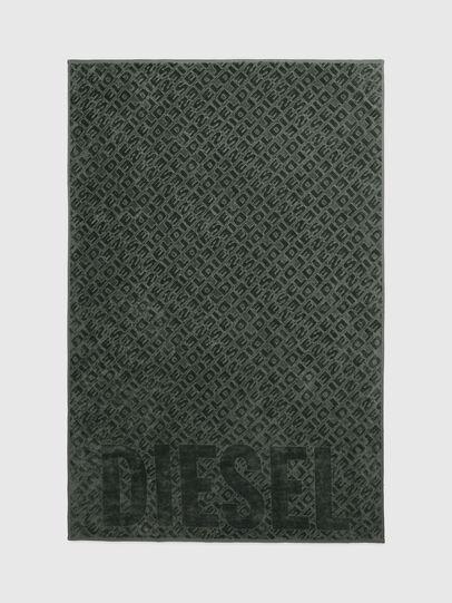 Diesel - TELO 3DLOGO        9, Green - Bath - Image 2