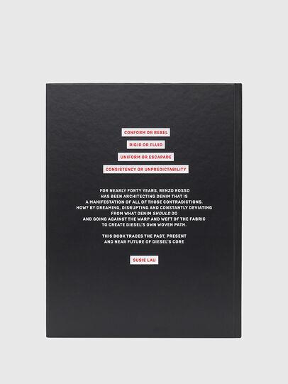 Diesel - 5D Diesel Dream Disruption Deviation Denim, Black - Books - Image 2