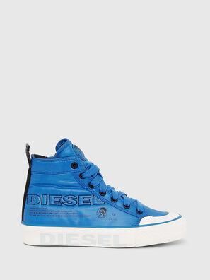 SN MID 07 MC LOGO YO, Blue - Footwear