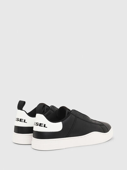Diesel - S-CLEVER SO, Black/White - Sneakers - Image 3