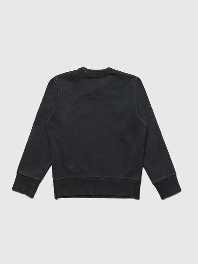 Diesel - SBAYB5, Black - Sweaters - Image 2