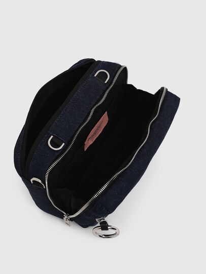 Diesel - FUTURAH, Blue - Crossbody Bags - Image 4