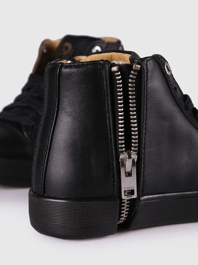 Diesel - SN MID 24 NETISH YO, Black - Footwear - Image 5
