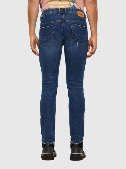 Diesel - Thommer 009DE, Dark Blue - Jeans - Image 2