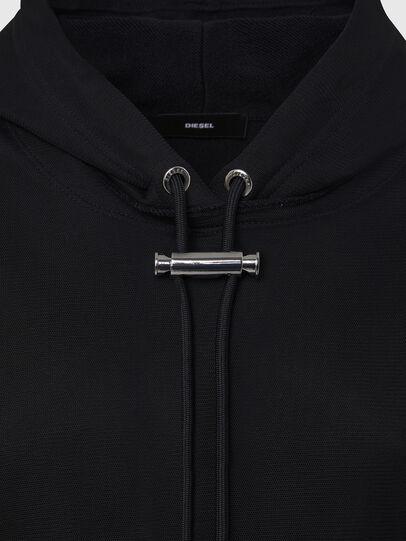 Diesel - D-ADO, Black - Dresses - Image 4