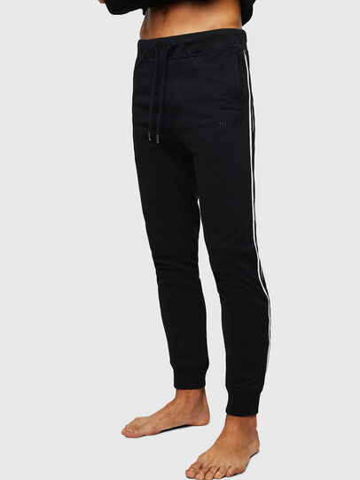 Diesel - UMLB-PETER, Black - Pants - Image 5