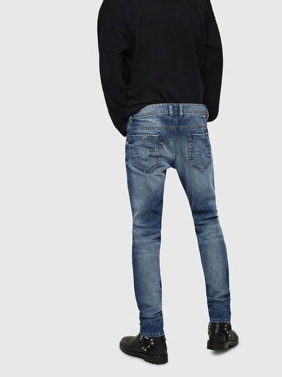 Diesel - Thommer 0853P, Medium blue - Jeans - Image 2