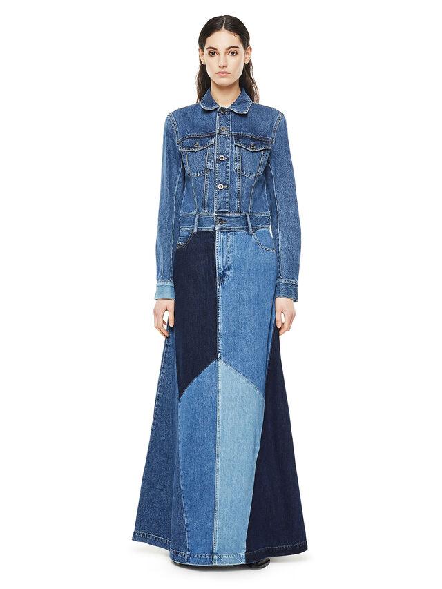 Diesel - DINAP, Blue Jeans - Dresses - Image 1