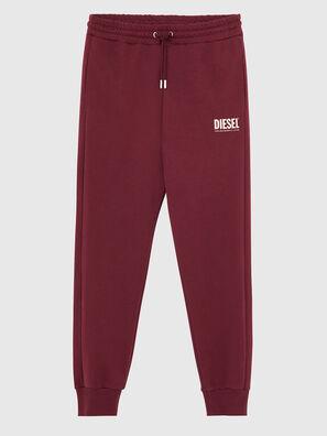 P-TARY-LOGO, Red - Pants