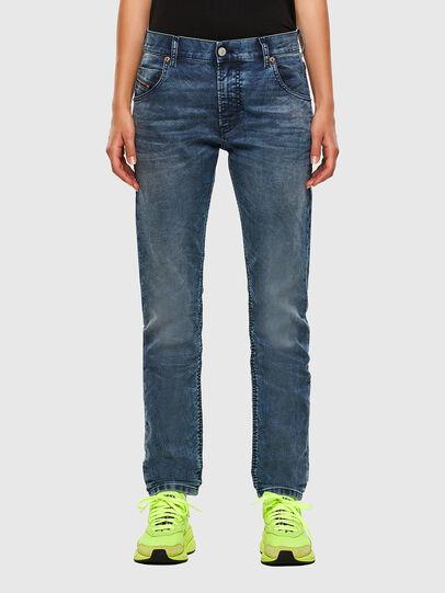 Diesel - KRAILEY JoggJeans® 069NZ, Medium blue - Jeans - Image 1