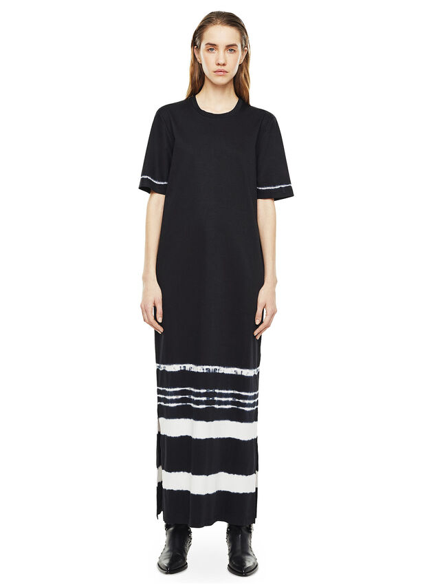 Diesel - DANKA, Black/White - Dresses - Image 1