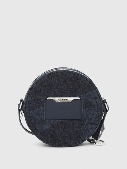 Diesel - OPHITE, Dark Blue - Crossbody Bags - Image 2