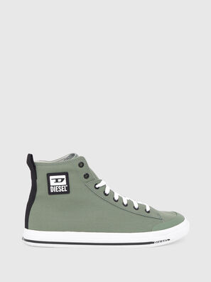 S-ASTICO MID CUT, Green - Sneakers