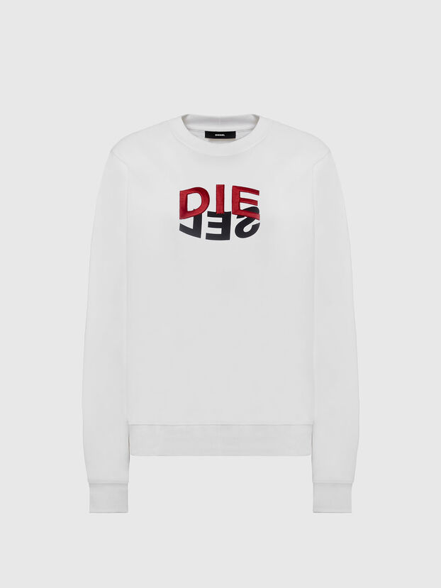F-ANG-V41, White - Sweaters
