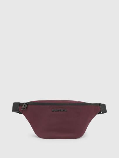 Diesel - F-SUSE BELT DM, Bordeaux - Belt bags - Image 1