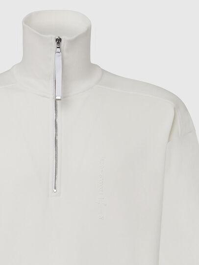 Diesel - S-STUFF, White - Sweaters - Image 3