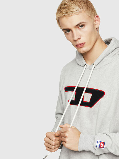 Diesel - S-DIVISION-D,  - Sweaters - Image 3
