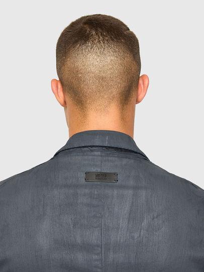 Diesel - D-COSMO-SP JOGGJEANS, Blue/Grey - Denim Jackets - Image 5