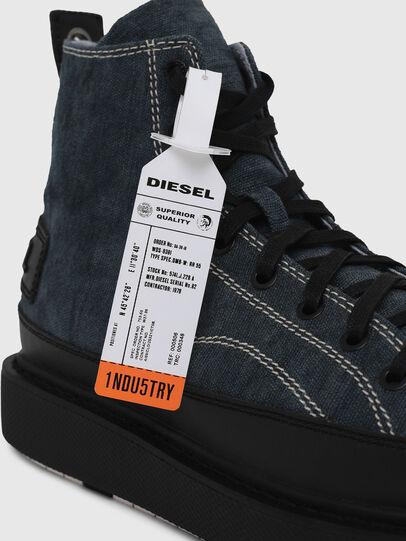 Diesel - H-CAGE DBB, Blue Jeans - Boots - Image 4