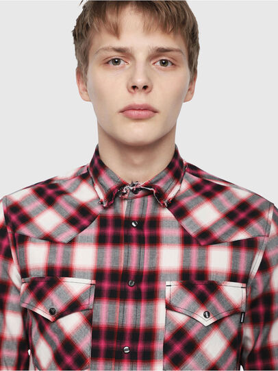 Diesel - S-EAST-LONG-G,  - Shirts - Image 4