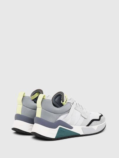 Diesel - S-BRENTHA WL, Grey - Sneakers - Image 3