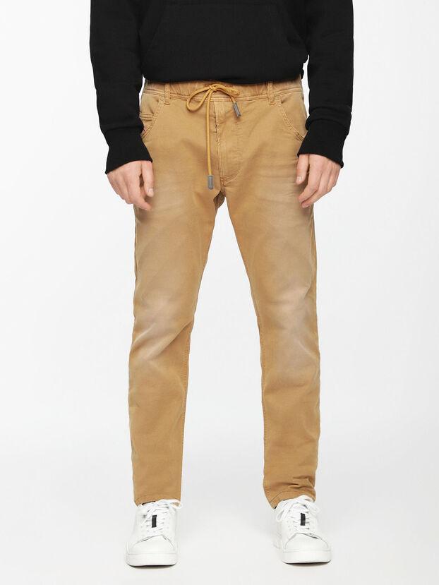 Krooley JoggJeans 0670M, Camel - Jeans