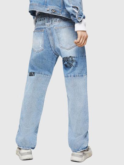 Diesel - D-Kodeck 0078F, Light Blue - Jeans - Image 2
